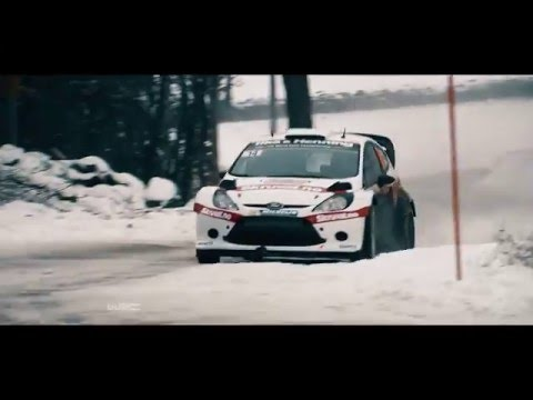 MONTE DREAM - WRC RALLYE MONTE CARLO 2016 TEASER