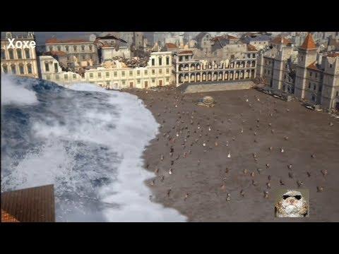 portugal tremblement de terre de lisbonne 1755 youtube. Black Bedroom Furniture Sets. Home Design Ideas