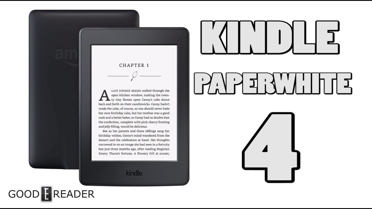 New Kindle Paperwhite 4 will have all new comfortlight system