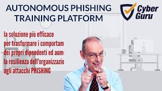 Cyber Guru Phishing - un approccio adattivo