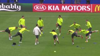 Germany training at the Stade de France - 15.06