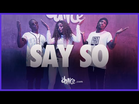 Say So - Doja Cat  FitDance Life Coreografía