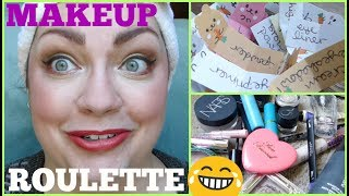 Makeup Step Roulette TAG!