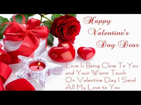 Happy Valentine's day 2016 - Latest Wishes/Greetings/SMS message/Quotes/Whatsapp Video