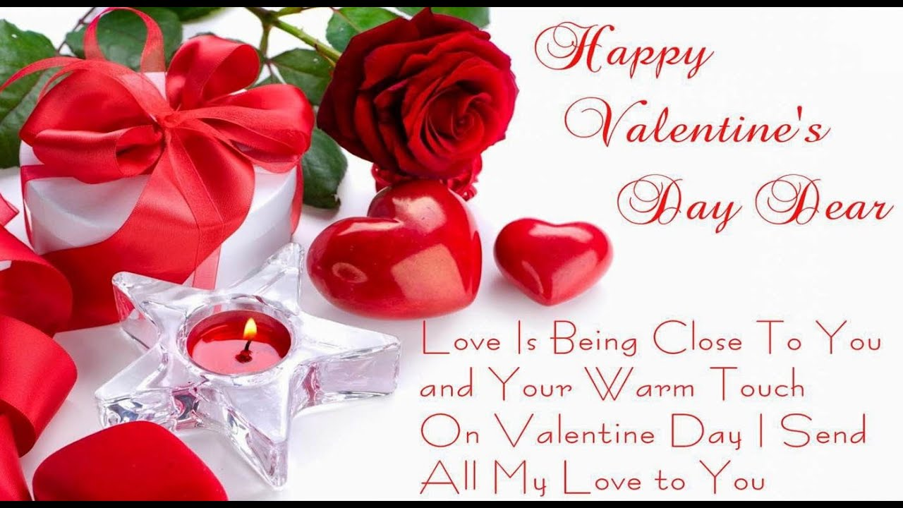 Happy Valentine S Day 2016 Latest Wishes Greetings Sms Message