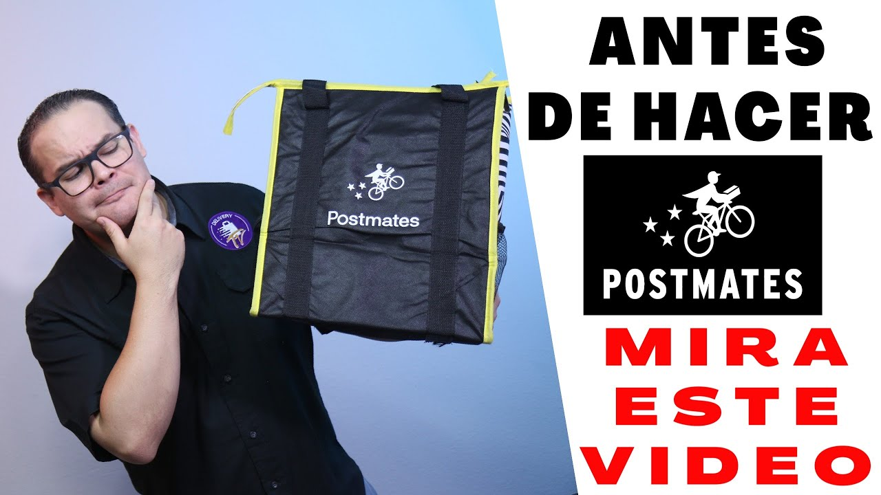 Download Antes de hacer POSTMATES ¡MIRA ESTE VIDEO!