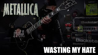 Metallica - Wasting My Hate (Guitar Cover/ With added lead)