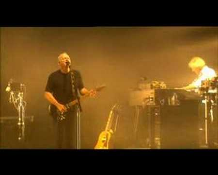 David Gilmour in Royal Albert Hall - Coming Back to Life