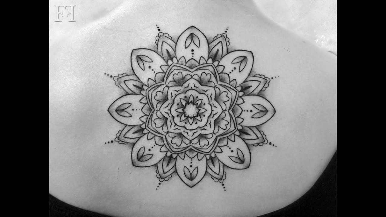 Disenos De Mandalas Of Tatuajes De Mandalas Dise Os Y Estilos Youtube