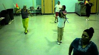 Zumba With Ofelia Speedy Gonzalez.MOV