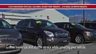 Buick Dealer Front Royal, VA | GMC Dealer Front Royal, VA