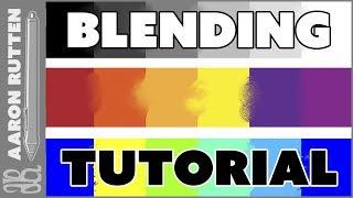 Ultimate Digital Color BLENDING Tutorial 🎨