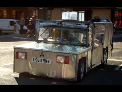 Building an Electric Car - Top Gear - BBC