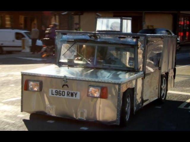 Building an Electric Car - Top Gear - BBC