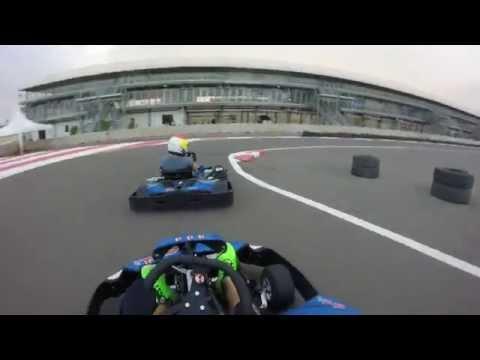 GoPro: Go Kart at Marrakech Kart Racing