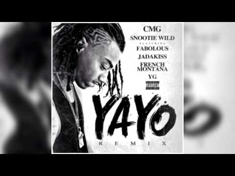 [Explicit] Snootie Wild - Yayo Remix ft. Fabolous, Jadakiss, French Montana & YG