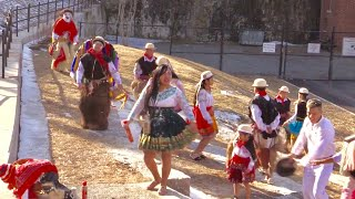 Traditional Peruvian Music and Dance at the Great Falls National Historical Park in Paterson, NJ