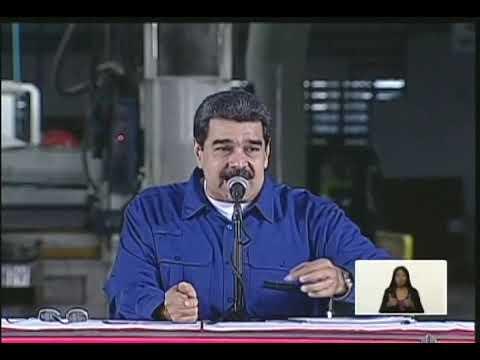 Maduro anuncia que ahorristas en petros podrán convertirlos a divisas convertibles