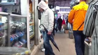 سوق كاسابراطا طنجة جولة  tanger casabarata  05/12/2012