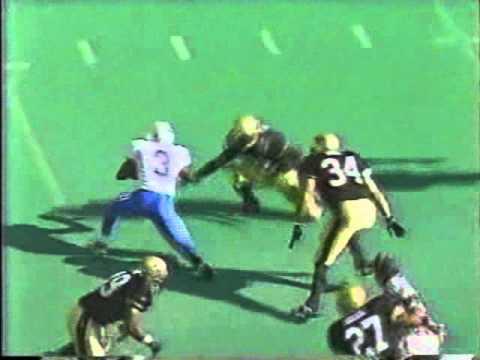Tim Couch vs  Vanderbilt 1997