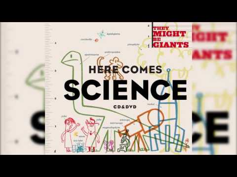 Backwards Music - 17 Solid Liquid Gas - Here Comes Science - They Might Be Giants