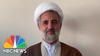 Iranian Lawmaker Confirms He Tested Positive For Coronavirus | NBC News