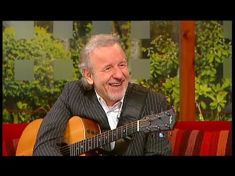 Colm Wilkinson  and singing on TV3 24th Aug 2011