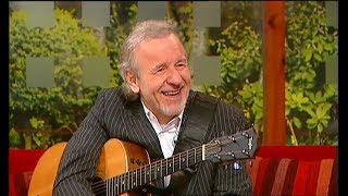 Colm Wilkinson interview and singing on TV3 24th Aug 2011