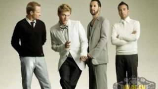 Backstreet Boys Howie D. and Nick Carter on WAPE-FM