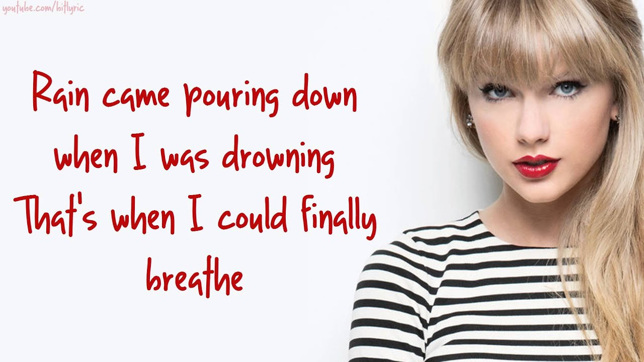 Taylor Swift 1989 Quotes Wallpaper Taylor Swift Clean Lyrics Youtube