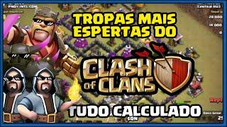 CAMPANHA TREINE BEM SUAS TROPAS!- Clash Of Clans