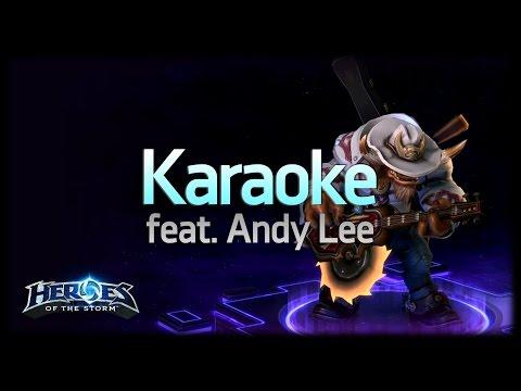 Andy Lee  - Hero of the Karaoke