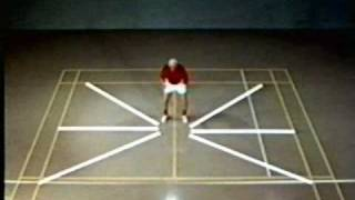 How to Play Badminton: Footwork 1/2 thumbnail