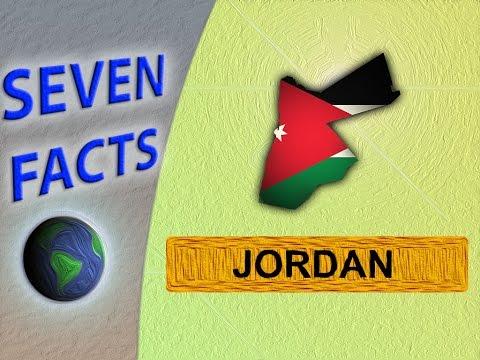 7 facts about Jordan