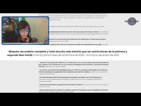 FILTRADA AGENDA 2020/21 DESDE CANADÁ -NoTanLejos
