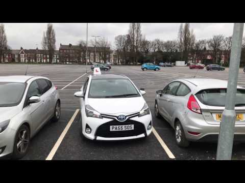How to Reverse Out of a Bay - Driving Test Manoeuvre