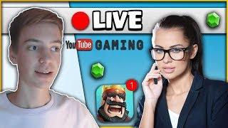 🔴 LIVE auf der Gamescom! 🔥 Clash Royale & Clash of Clans (Challenges & mehr..!)