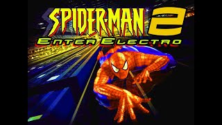 Spider Man 2 Enter Electro PlayStation 1 All Cutscenes