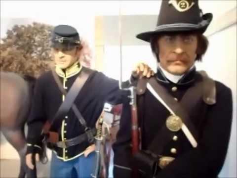 Fort Tejon State Historic Park -  Barracks #1