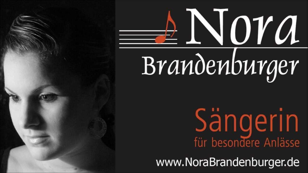 Nora Brandenburger - Ave Maria (Bach)