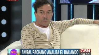 C5N - VIVA LA TARDE: ANIBAL PACHANO HABLA DE TODO (PARTE 3)