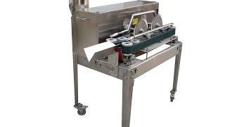 Оборудование для филетирования рыбы:  филетировочная установка CH-1(www.voltekgroup.com Установка CH-1 предназначена для разделки рыбы на филе. Подача рыбы осуществляется без головы...., 2015-12-22T07:09:16.000Z)