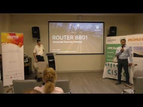 "Telecom Summit 2016: ""Нові рішення Ericsson Broadband  Network Gateway"""
