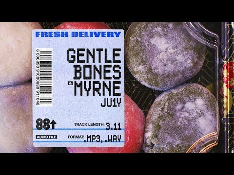 🇸🇬 Gentle Bones & MYRNE - JU1Y (future-pop from Singapore) // FRESH DELIVERY 06