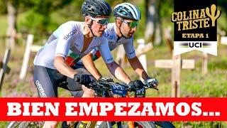 Etapa 1 Colina Triste Burgos UCI S1 | Ibon Zugasti