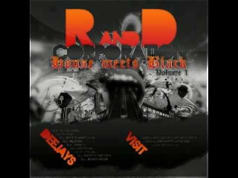 Dj BlackSide - House Vs Black - (R&D)