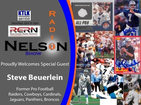 Steve Beuerlein - Talking about his career and Dana Point