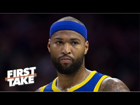 Is DeMarcus Cousins to blame for the Warriors' poor defense? | First Take