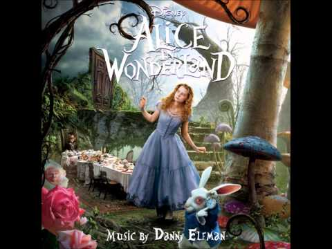 Alice in Wonderland Expanded Score 01  Main Title / Opening