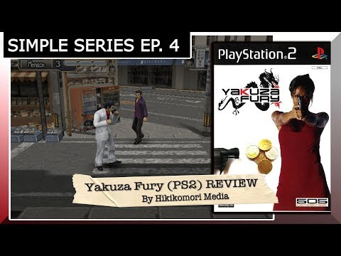 Yakuza Fury (PS2) REVIEW - The Simple Series Ep.4 - HM